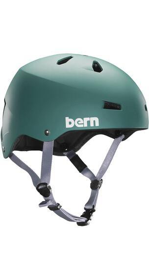 Bern Macon EPS Helmet Matte Green